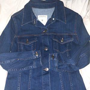 Zara Long sleeve Jean Jacket
